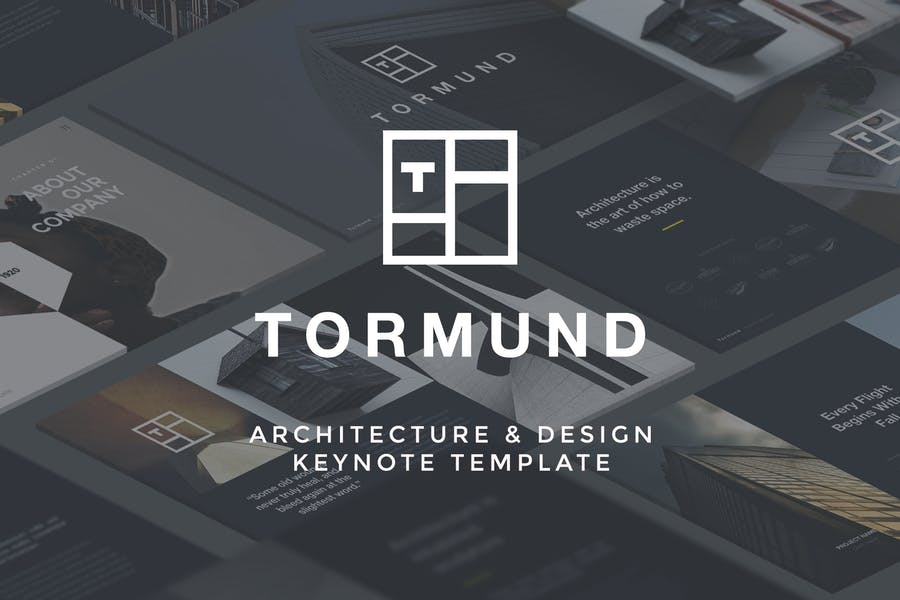 Tormund - Keynote Template