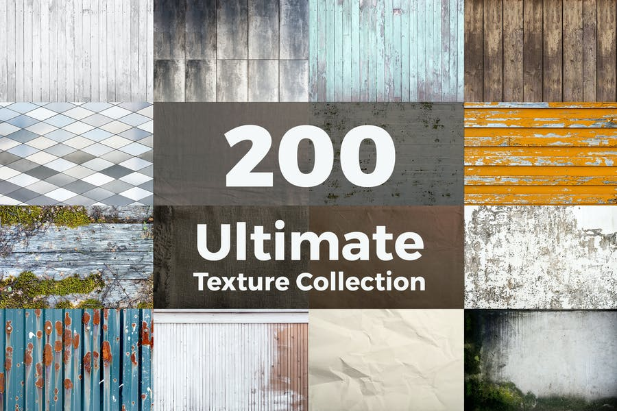 200-Ultimate-Textures-Package