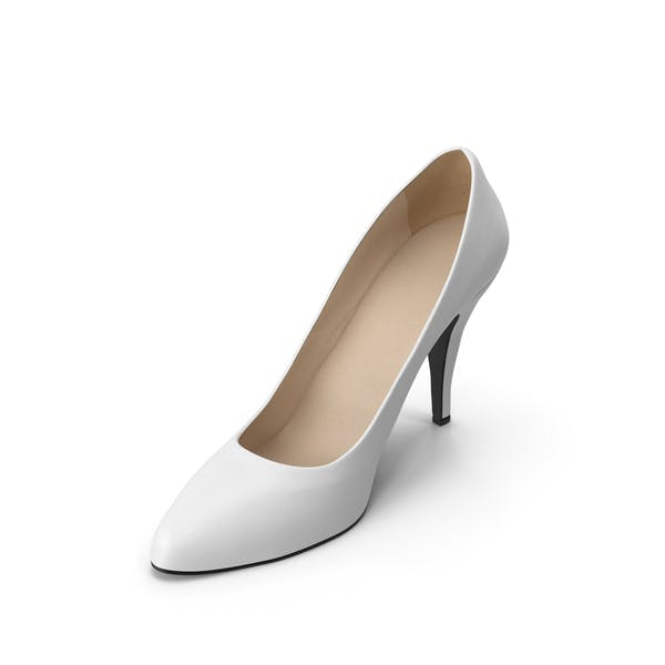 Women's Shoe White