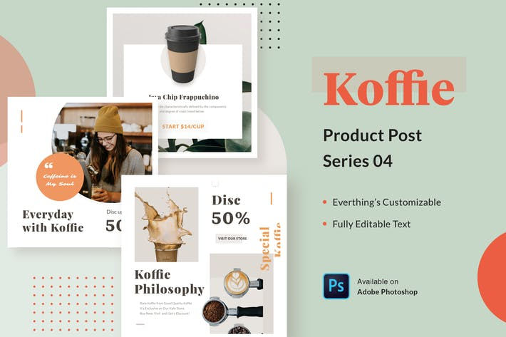 Thumbnail for Koffie Product - Series 04