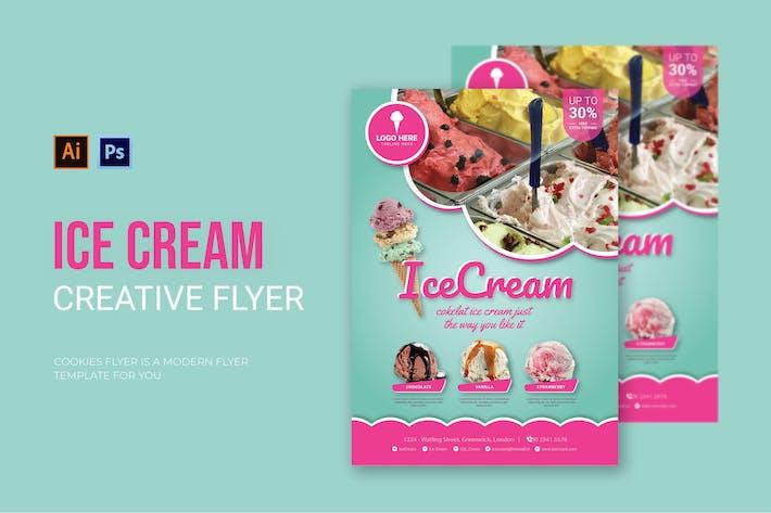 Thumbnail for Eis - Flyer