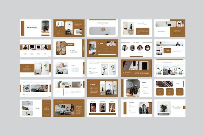 Thumbnail for Брауншкала - Презентация