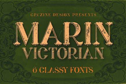 Marin - Fuente victoriana