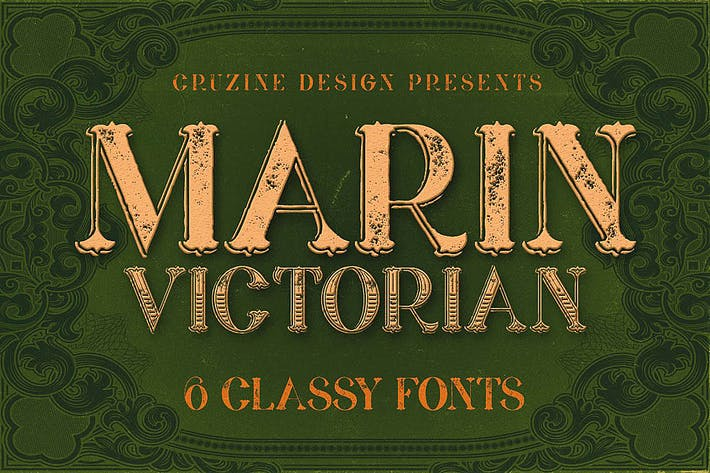 Thumbnail for Marin - Fuente victoriana