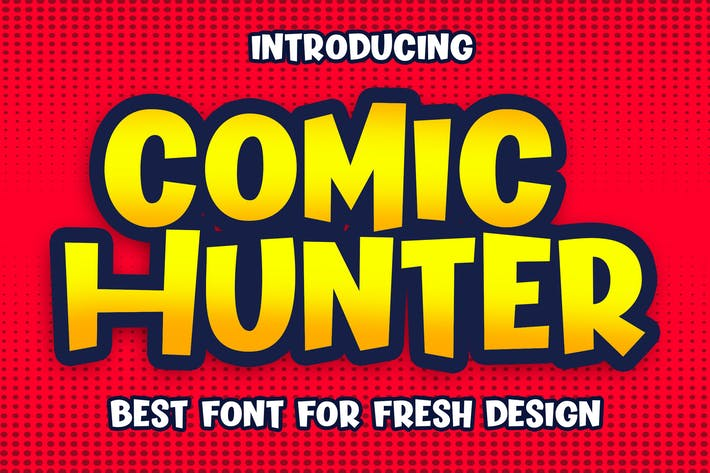 Thumbnail for Comic Hunter
