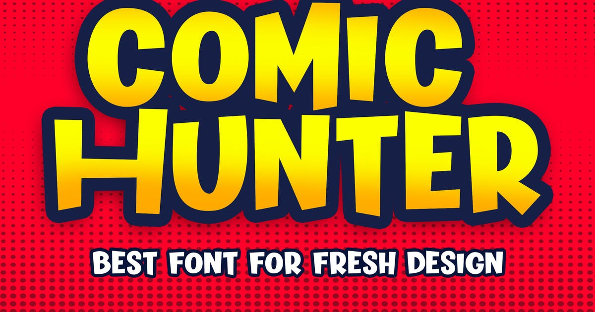 Download Comic Hunter by shirongampus