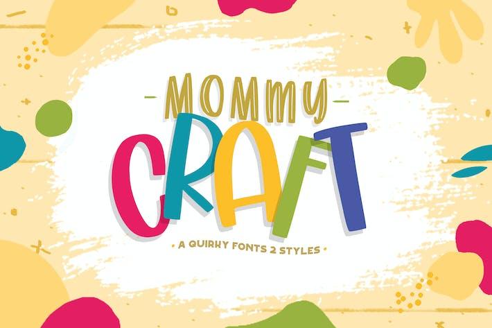 Mami Crafts — Quirky 2 Estilo