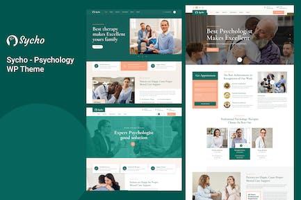 Sycho - Tema WordPress para Psicología y Asesoramiento