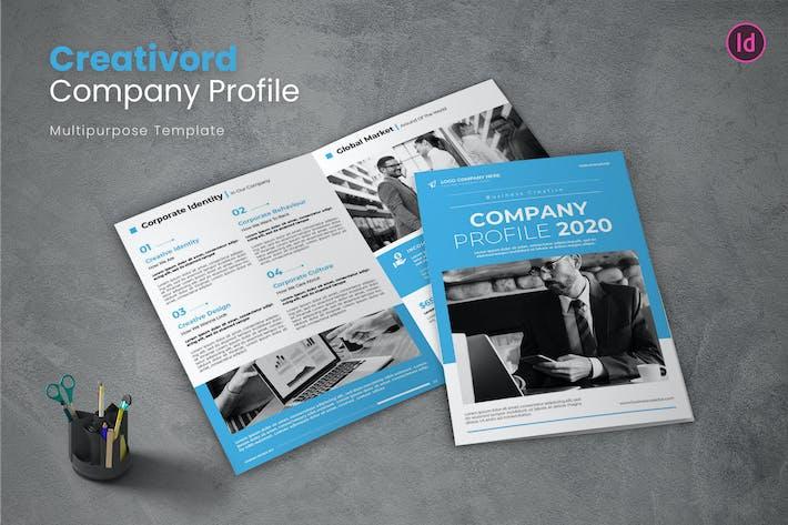 Thumbnail for Creativord Business Company Profile