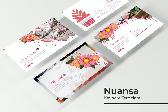 Nuansa - Keynote Template
