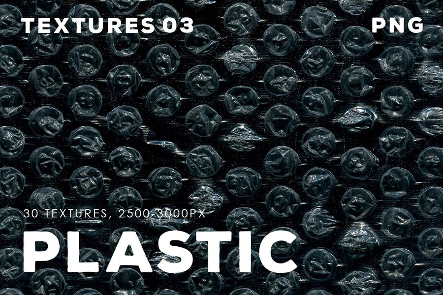 30 Plastic Texture Overlays   03
