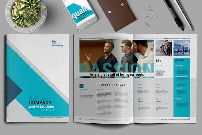 Profile Brochure