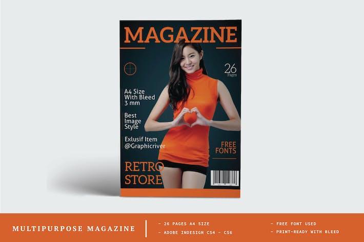 Thumbnail for Multipurpose Magazine