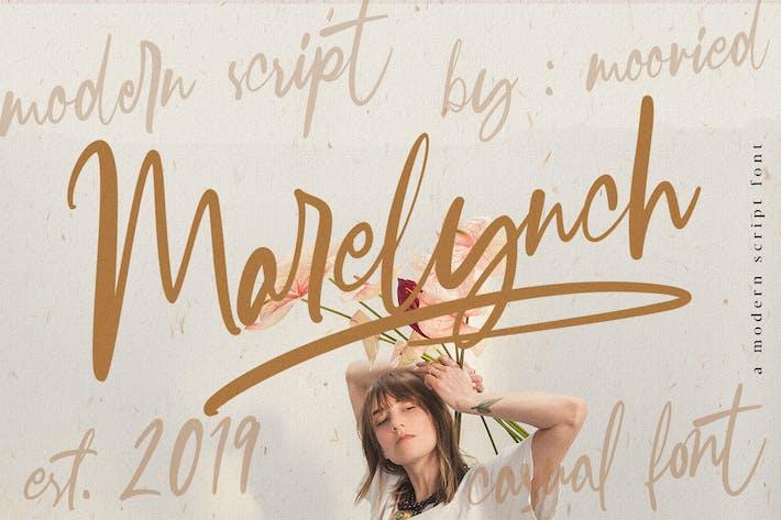 Thumbnail for Guión de Marelynch