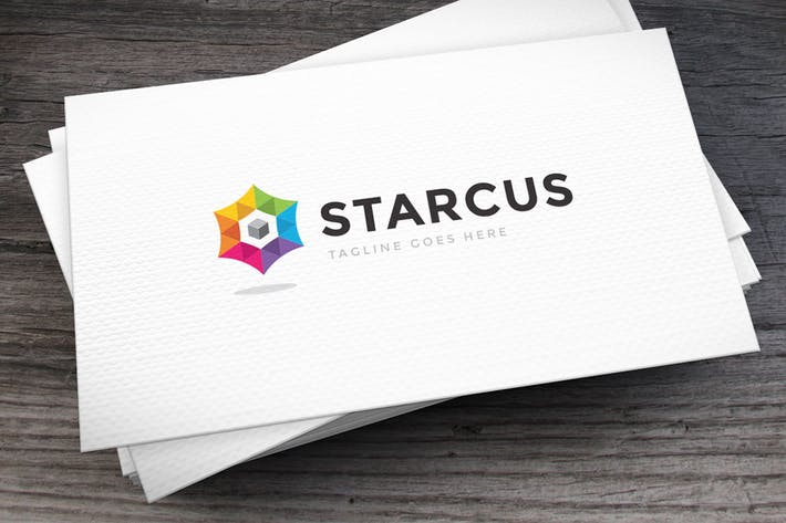 Thumbnail for Starcus Logo Template