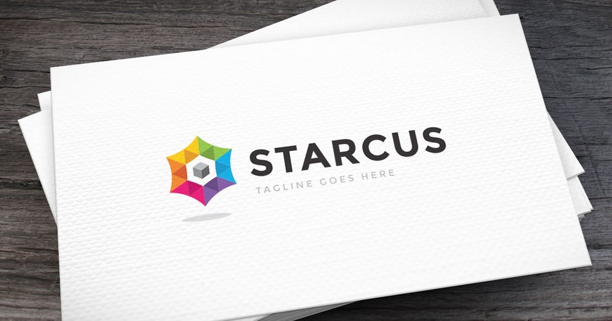 Download Starcus Logo Template by empativo