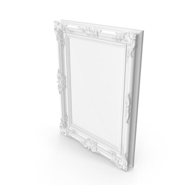Cover Image for Картинная рамка в стиле барокко