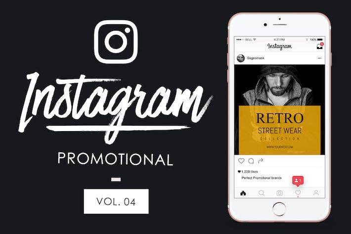 Thumbnail for 10 Instagram Werbeartikel Vol. 4