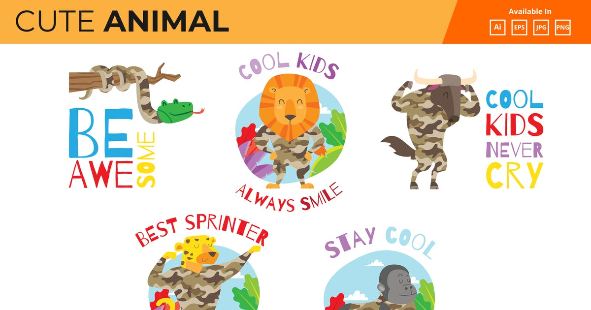 Download Cute Animal in Military costumes by Tokokoo