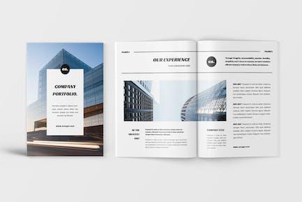 Estega - Company Portfolio Template