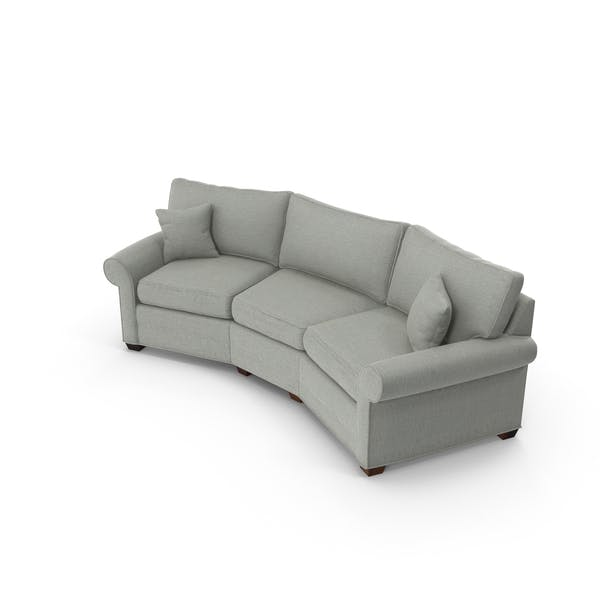 Cover Image for Traditional  Corner Sofa
