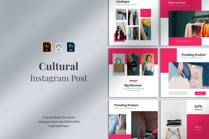 Thumbnail for Cultural - Social Media Post 04
