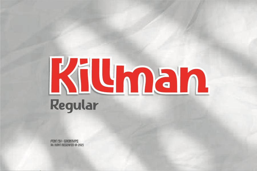 Killman Font