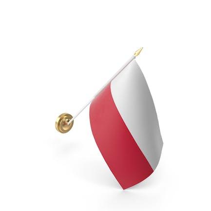 Wall Flag Poland