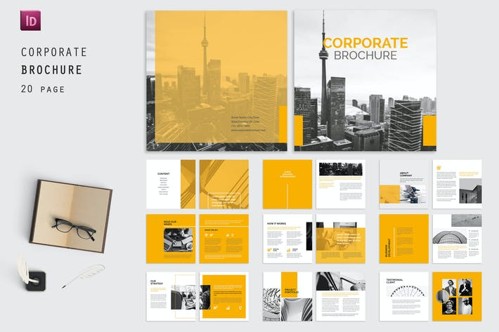 Thumbnail for Asian Corporate Brochure