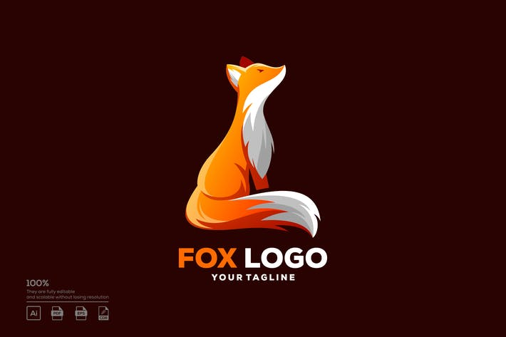 Thumbnail for Fox Logo Design