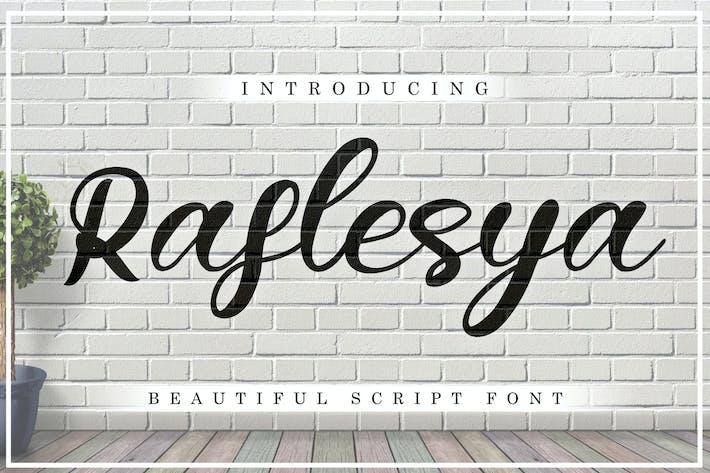 Thumbnail for Raflesya Modern Script