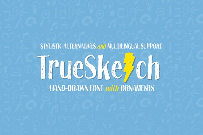 Cover Image For Truesketch