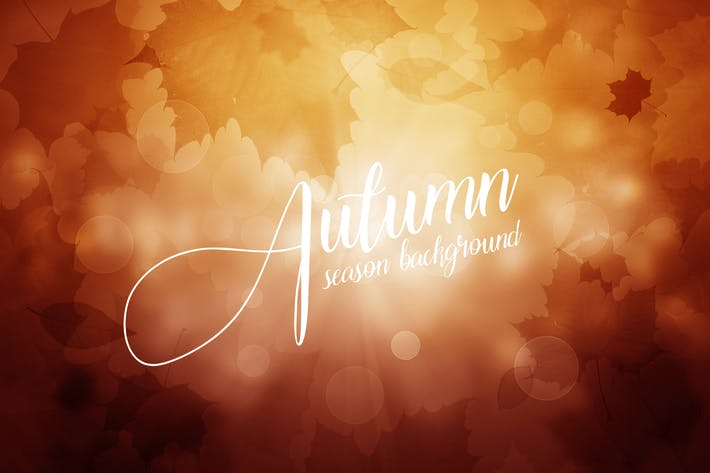 Thumbnail for Autumn Season Backgrounds
