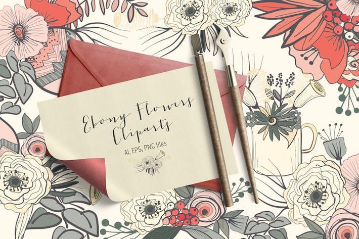 Thumbnail for Ebony Flowers