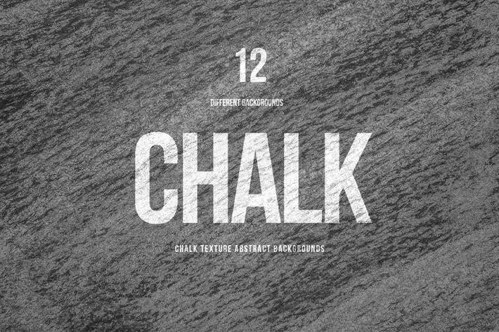 Thumbnail for Chalk Texture Backgrounds 02