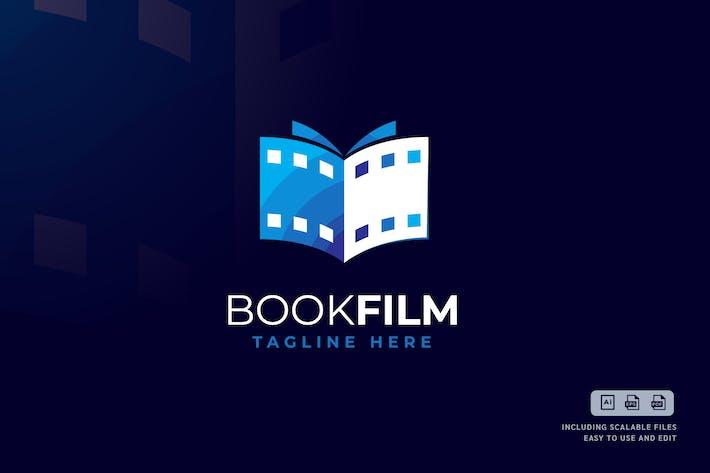 Thumbnail for Buchfilm - Logo Design-Vorlage