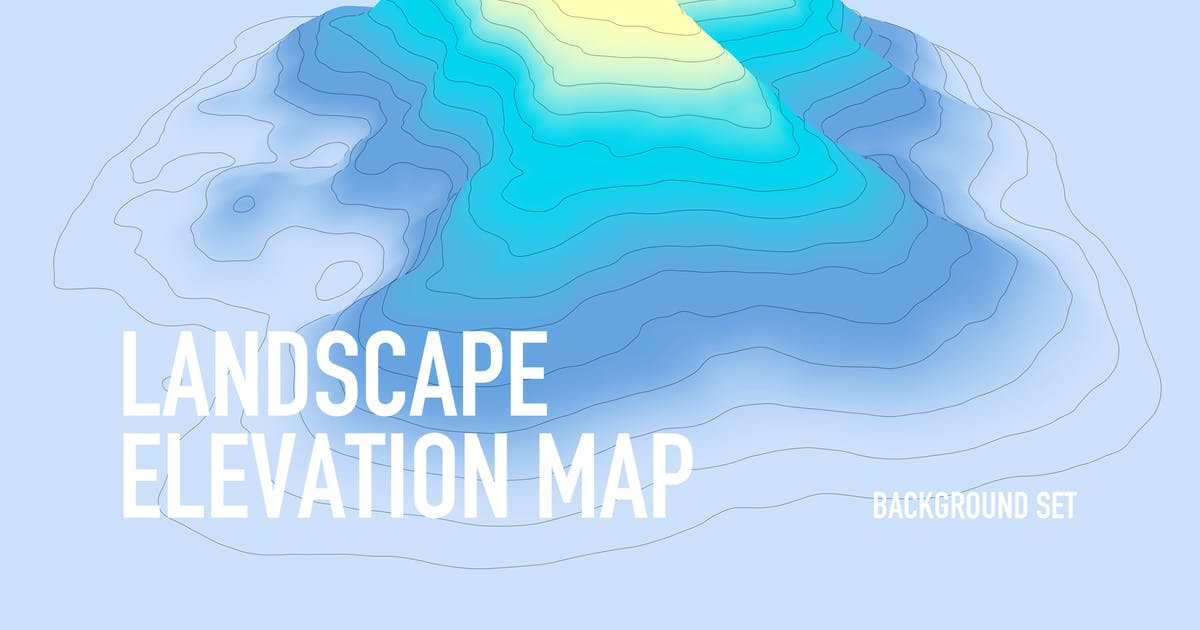 Download Landscape Elevation Map Backgrounds by themefire