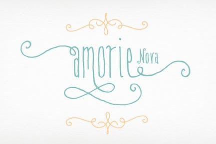 Amorie Nova Font Family