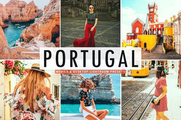 Thumbnail for Portugal Mobile & Desktop Lightroom Presets