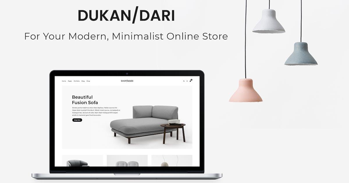 Download Dukandari - A Modern, Minimalist eCommerce Theme by energeticthemes