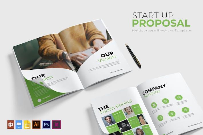 Start Up | Proposal
