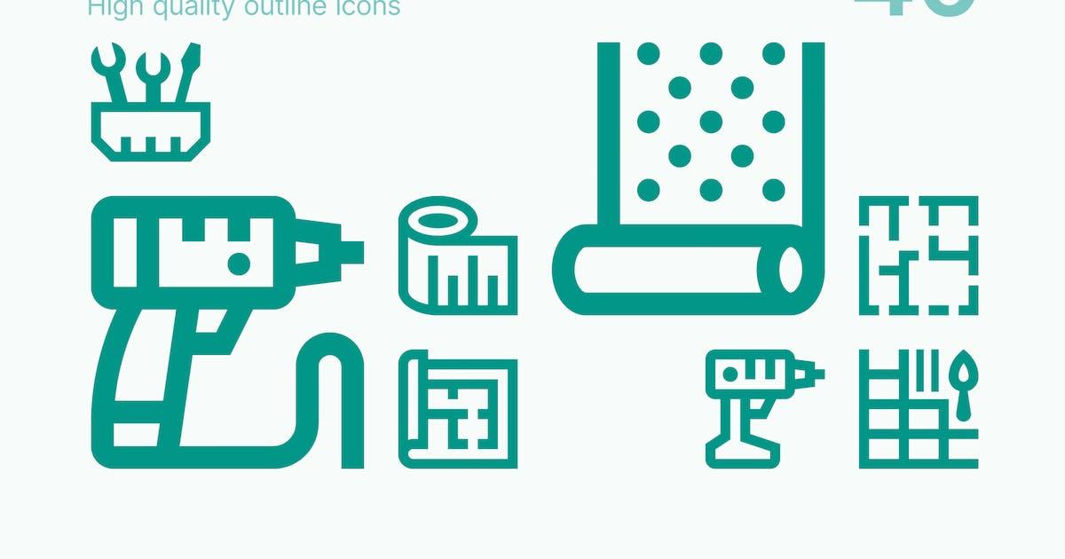 Download Renovation Icons by polshindanil