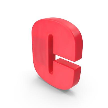 Alphabet Kühlschrankmagnete
