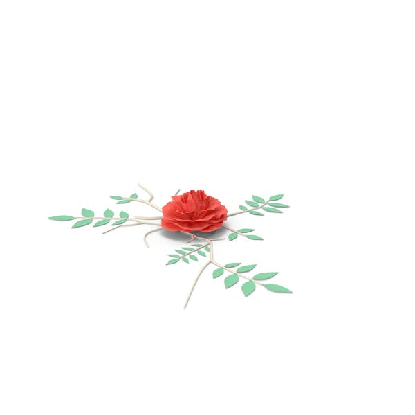 Thumbnail for Papier Blume