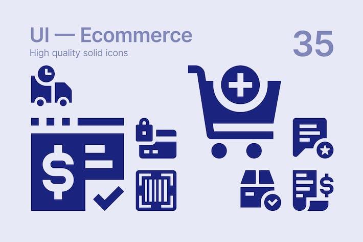 Thumbnail for UI — Ecommerce
