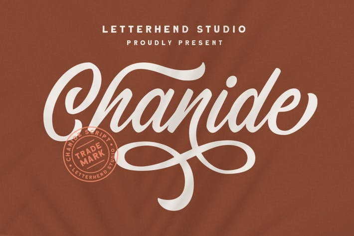 Cover Image For Chanide Script