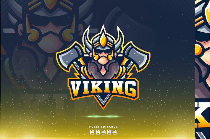 Thumbnail for Viking Beard Logo