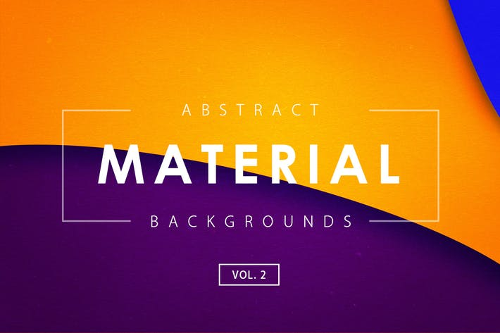 Thumbnail for Material Design Backgrounds Vol. 2