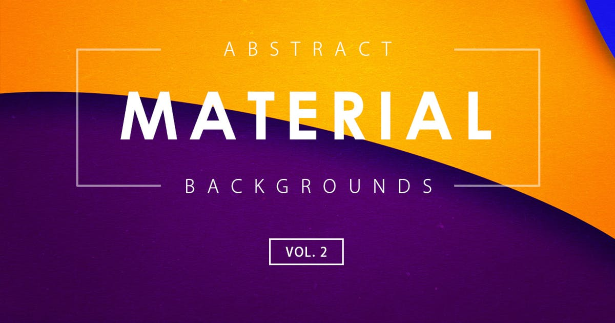 Download Material Design Backgrounds Vol. 2 by M-e-f