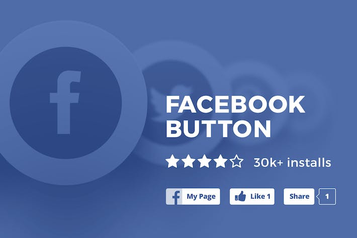 Thumbnail for Facebook Button Plus
